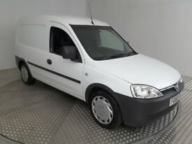 VAUXHALL COMBO 1.2 DIESEL CHEAP VAN FOR SALE 2010 YEAR