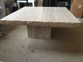 PRICE REDUCTION: Marble Coffee Table for Sale