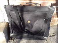BILL BLASS designer suit carrier overnight or weekend bag hand luggage, collect postcode CF31