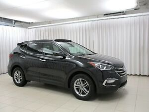 2018 Hyundai Santa Fe INCREDIBLE DEAL!! SPORT AWD SUV w/ HEATED