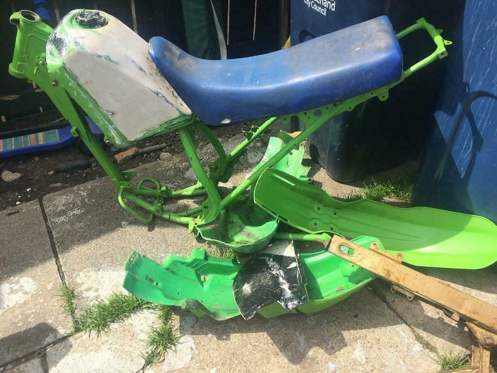 Kawasaki kmx125 frame | in Sunderland, Tyne and Wear | Gumtree