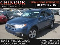 2010 Subaru Forester 2.5 X Touring Package CALL (403) 235-0123