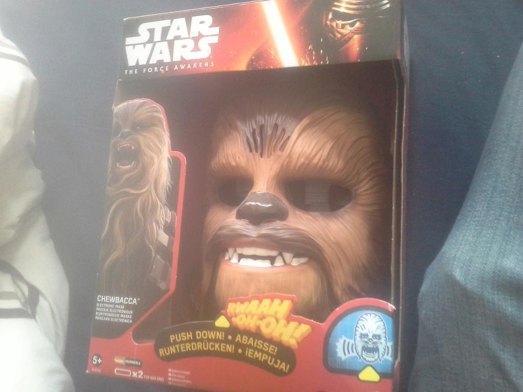 star wars wookie mask