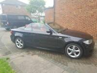 BMW 118i Sports 2 dr Auto Convertible 1 Owner