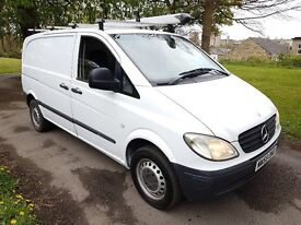 Mercedes Vito 2.1 CDI Compact ~ Priced to sell