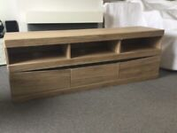 TV Unit - Great Condition- 59in W- 21in H