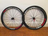 Miche SWR Full Carbon Tubular Wheels (Road Bike / Racing)