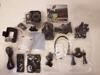 Wimius S2 Action Camera 1080p/60fps (GoPro Hero-like)