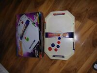 Team Power Battery-Operated Air Hockey Game Boxed