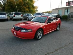 2004 Ford Mustang Deluxe 40TH Anniversary Eddition