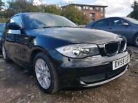 BMW 1 Series 2.0 ES Manual Diesel Black