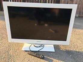 "Toshiba Television 32"" LCD/DVD Combination"