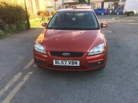 Ford Focus 1.6 Style 5dr AUTOMATIC