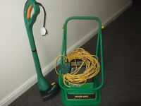 Qualcast Hoversafe Mower & G.Line Strimmer(Just out of dry storage),Ex. cond.& well maintained.£45.0