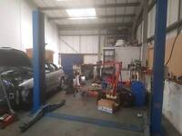 2 post vehicle lift 3.5 tonne