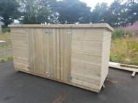 Storage box/ shed