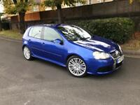 2007 Volkswagen Vw Golf R32 3.2 V6 Manual 6 Speed 5Dr Blue Mot Full History 275 Bhp New Mot