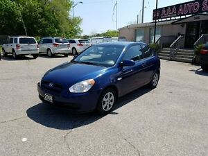 2008 Hyundai Accent GL TWO SETS OF TIRES