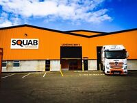 Need storage space for business or home? Squab Daventry is your answer!