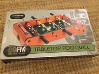 Tabletop table football BRAND NEW SEALED