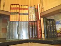 Folio Society books some sealed all with slipcases unless stated otherwise
