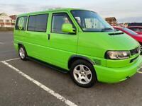 VW Multivan Camper 2.5 Turbo