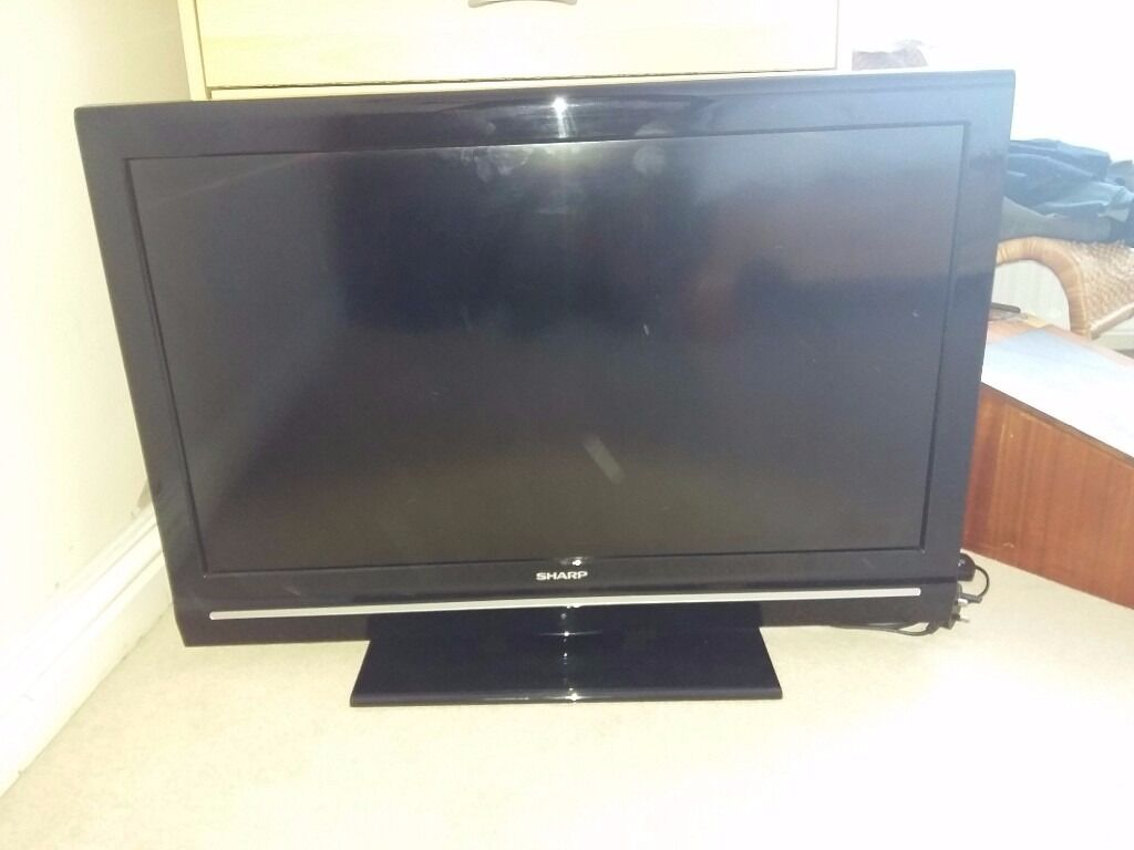 "32"" television no remotein Bournemouth, DorsetGumtree - Sharp 32 "" television no remote control. In perfect workin order just needs new remote"