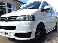 2013 VW transporter T5 Camper Day Van