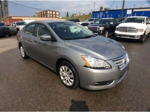 2014 Nissan Sentra / S / 1.8 / POWER GROUP