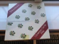 Royal Doulton Christmas Carols plate 1987