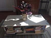 Habitat coffee table/TV unit