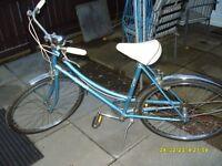 Raliegh Ladies Bicycle (Colette)
