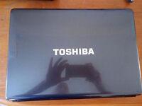17 INCH TOSHIBA LAPTOP * INTEL DUAL CORE * WEBCAM * WIRELESS WIFI * OFFICE