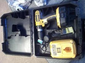 Dewalt 18v drill £40
