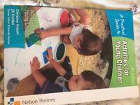 Childcare student books