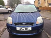 Ford Fiesta 1.4 style climate great drive new timing belt and clutch hpi clea
