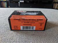 Drywall Screws and Nails