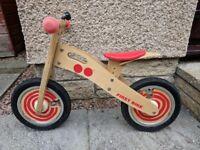 Balance Bike - £12