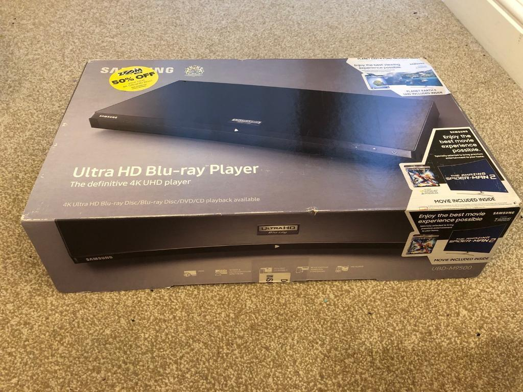 Ultra he blue / ray player UBD-M9500 | in Havant, Hampshire | Gumtree