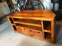 Cotswold Company Tv Corner Table