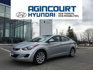 2012 Hyundai Elantra GL/HEATED SEATS/OFF LEASE/ONLY 61326KMS!!