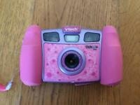 Vtech Kidizoom pink digital camera