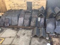 WELSH ROOFING SLATES 10X18' AND 12X18', ONLY 80P EACH