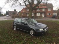 2003 Volkswagen Golf GTI turbo 150 bhp 140k clean recent gearbox and brakes