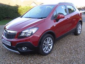 FOR SALE VAUXHALL MOKKA TECHLINE 1.4 TURBO PETROL 2015 65 plate