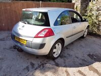 2005 RENAULT MEGANE 1.5 DCI AMAZING ON DIESEL £30 A YEAR TAX