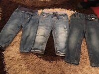 Toddler boys jeans