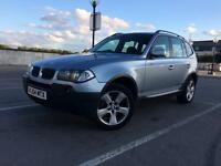 Bmw X3 2.0 D 2004 Excellent Condition Outside And Inside Ideal Family Car