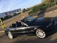 BMW 3 Series 2.2 320Ci 2dr ,Convertible, (NEW MOT) Not Modified, show car, M3. replica. turbo