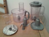 Kenwood FPP225 Multipro Food Processor parts